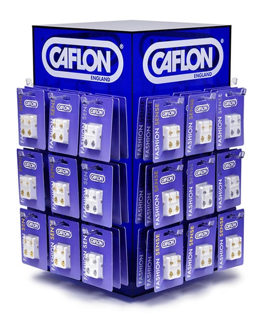Caflon Original Retail Stand