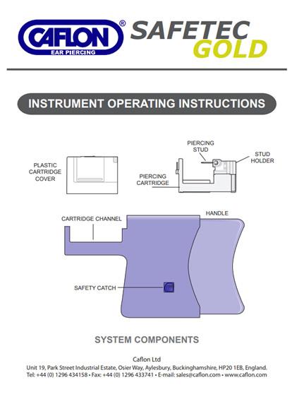 safetec instructions